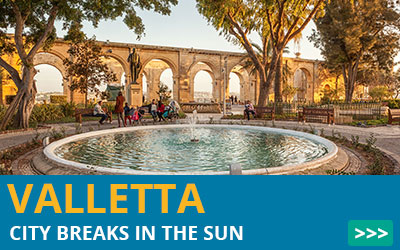Valletta City Breaks