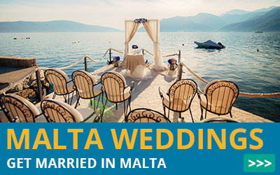 Weddings in Malta