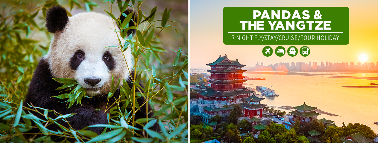 SEE THE BEST OF SOUTHERN CHINA WITH THIS SENSATIONAL CRUISE HOLIDAY