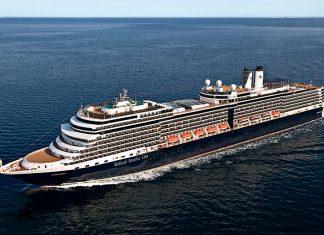 Holland America Line recebe entrega especial do Premium Copper River King Salmon em Seattle a bordo do Eurodam