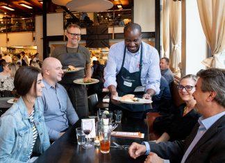 Holland America Line patrocina Guest Chef Night no Restaurante FareStart de Seattle