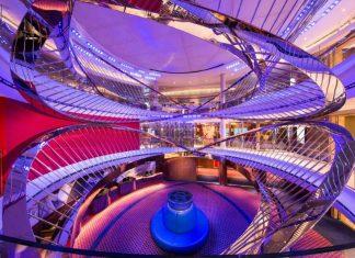 Holland America Line apresenta a maior galeria de arte emergente do mundo pela ArtLink