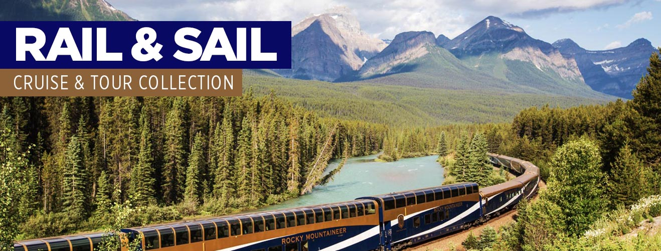 Rail and Sail Packages
