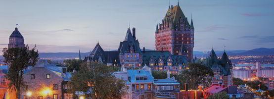 Cruceros de Lujo por Canadá y Nueva Inglaterra