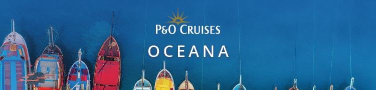 Oceana Cruises 2020