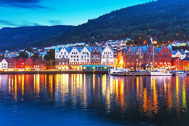 The Norwegian Fjords in Five Nights
