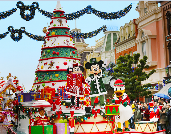 Disneyland Paris Enchanted Christmas »