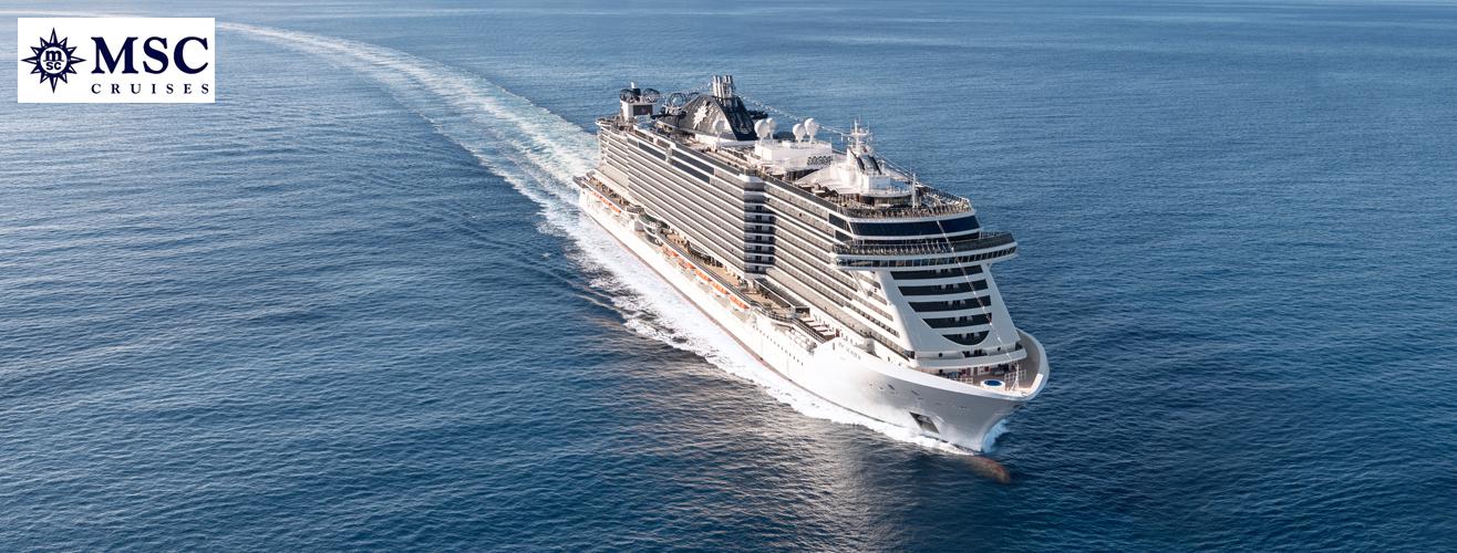 MSC Cruises Cruise Ships - Cruise1st Australia