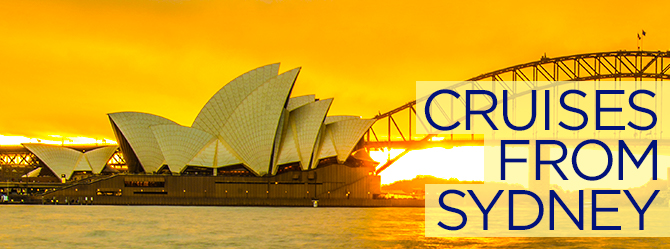 Landing Page Cruises From Sydney