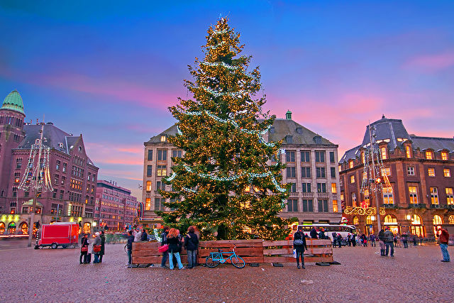 Christmas Markets & Amsterdam
