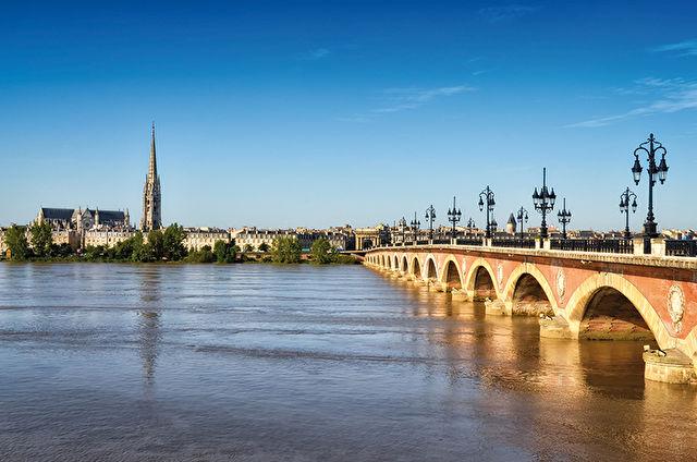 Spain & Bordeaux