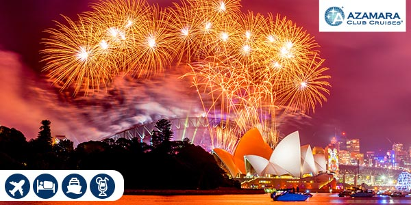 PERTH TO MELBOURNE WITH SYDNEY NYE