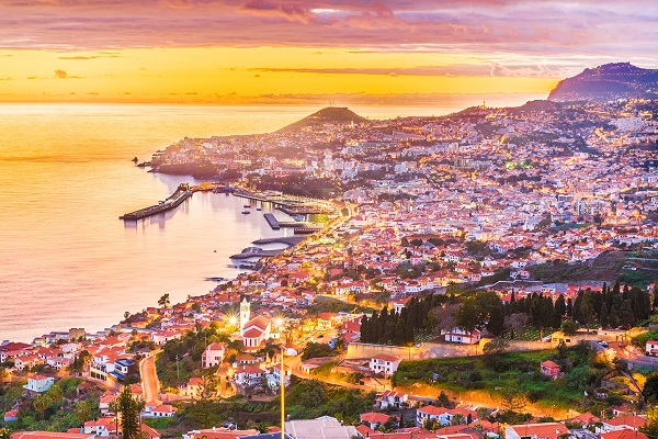 Spain, Portugal & Madeira