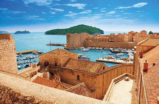 Mediterranean Legends Fly-Cruise