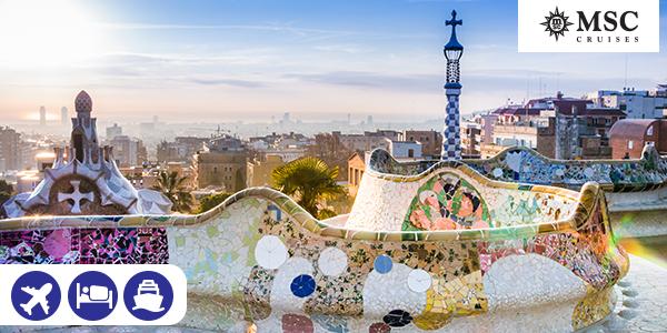 SPAIN & THE MEDITERRANEAN