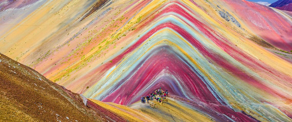 Cusco Rainbow Mountains
