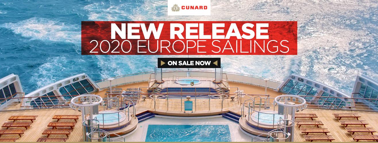 Cunard Cruise line deal