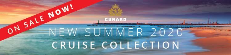 Cunard 2020 on sale now