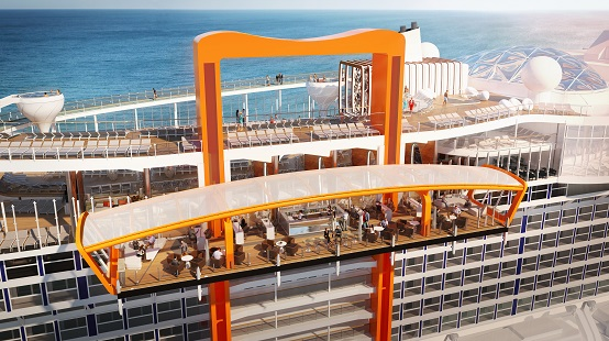Magic Carpet Celebrity Cruises Edge Class ships