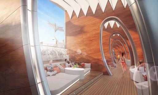 Celebrity Apex resort deck cabanas