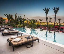 Sofitel Marrakech Lounge & Spa