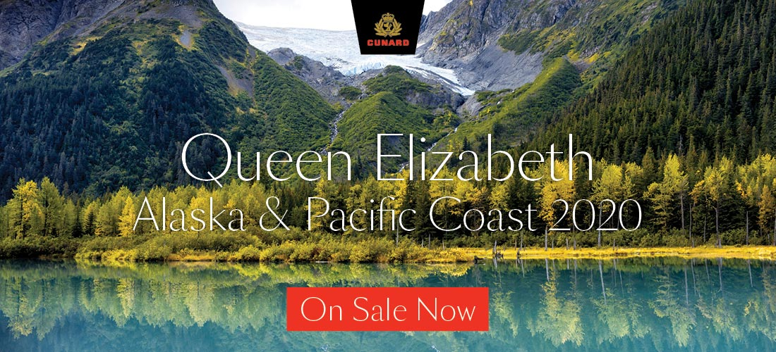 Cunard Alaska 2020