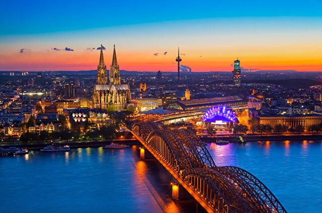 Bavaria and the Romantic Rhine