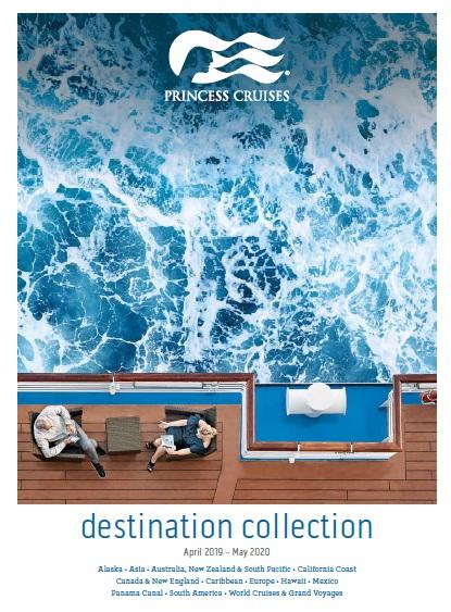 Princess Cruises: Cruise Atlas 2019