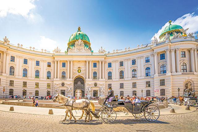 The Blue Danube – Vienna, Budapest & Salzburg