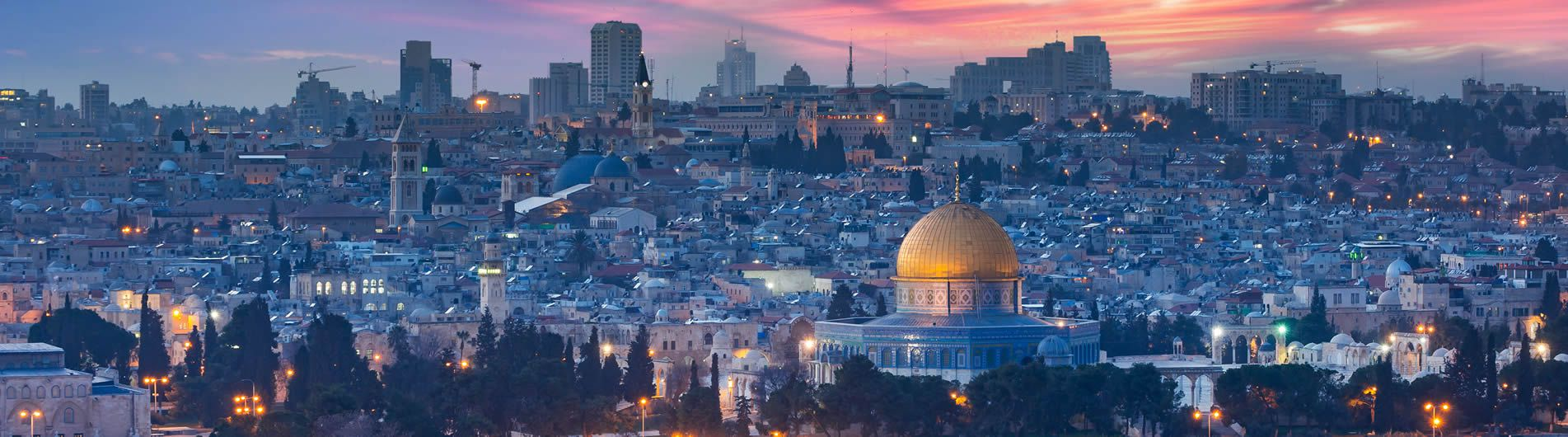 The Holyland, Jerusalem