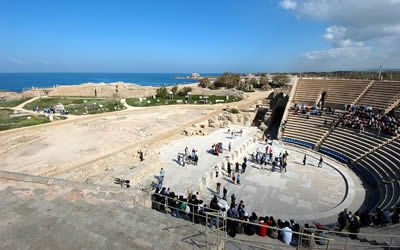 Visit Ancient Caesarea