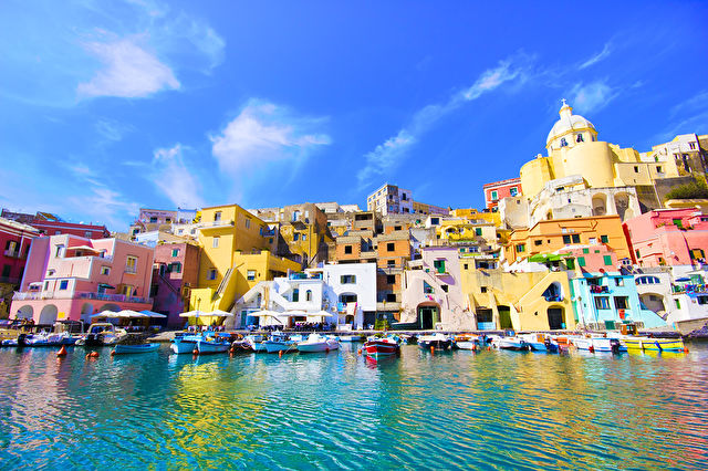 Italy and Corsica