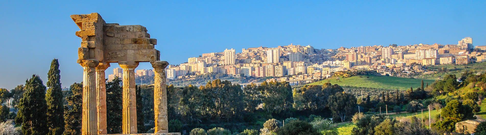 Coast To Coast, Sicily Tour