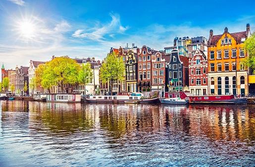 City Break in the Netherlands and Belgium