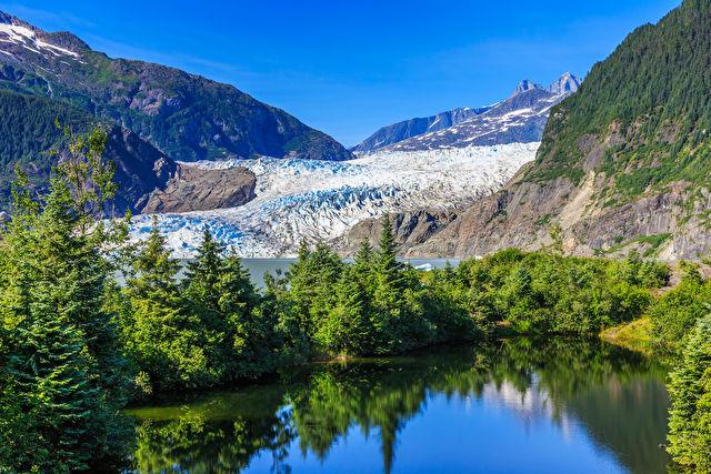 Glaciers & Gardens
