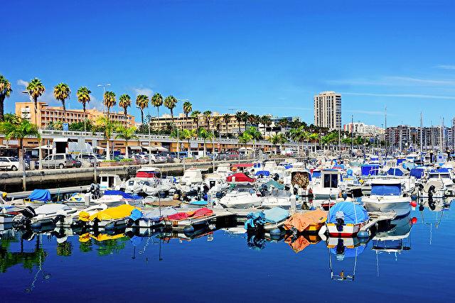 Canary Islands & Morocco