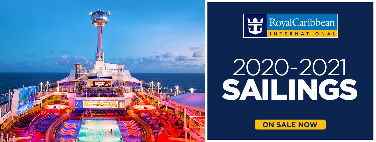 ROYAL CARIBBEAN 2020 CRUISE DEALS