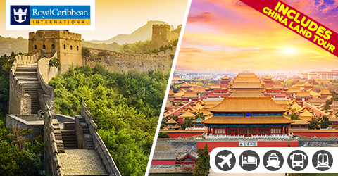 BRAND NEW CHINA LAND TOUR WITH JAPAN CRUISE!