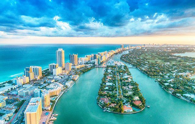 Miami Nights and Caribbean Sights