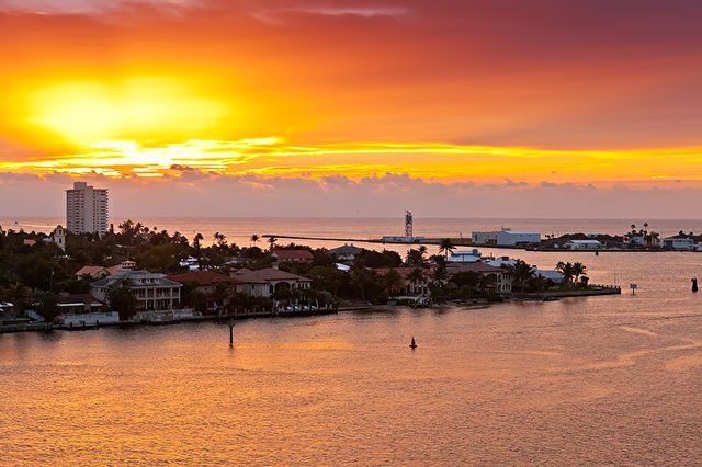Fort Lauderdale & Eastern Caribbean