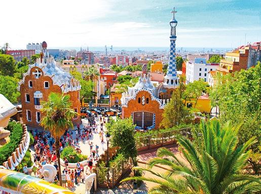 Barcelona Round Trip