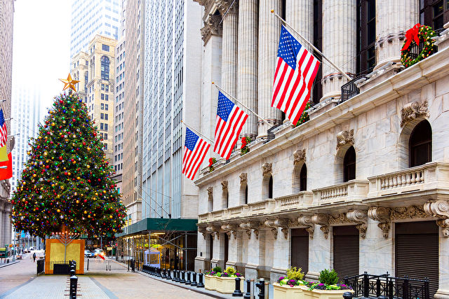 Christmas in the Big Apple