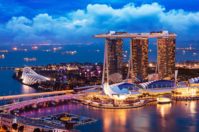 Singapore to Sydney
