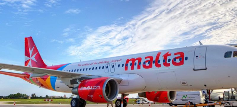 Air Malta Flights from London Heathrow