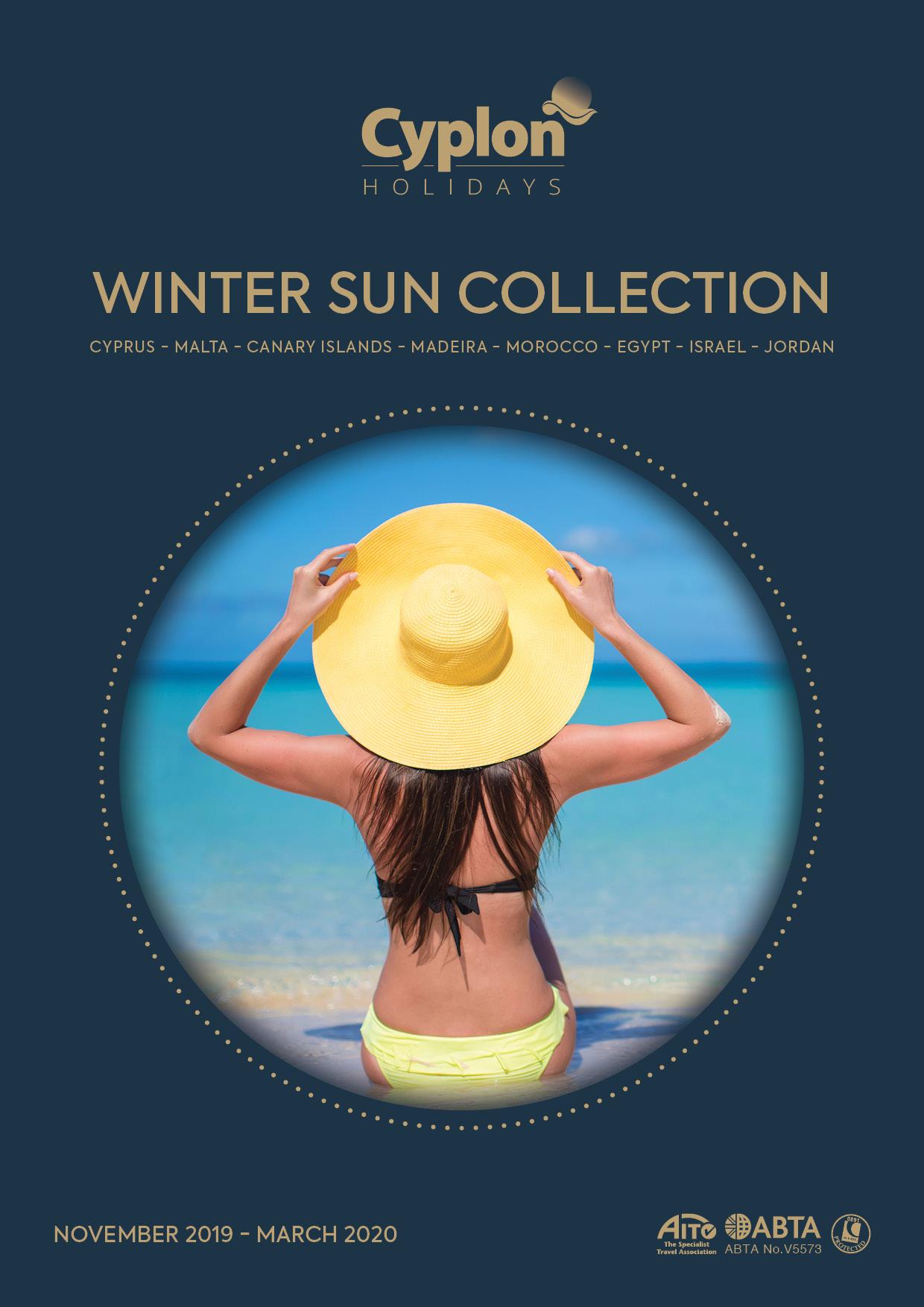 Winter Sun Collection -