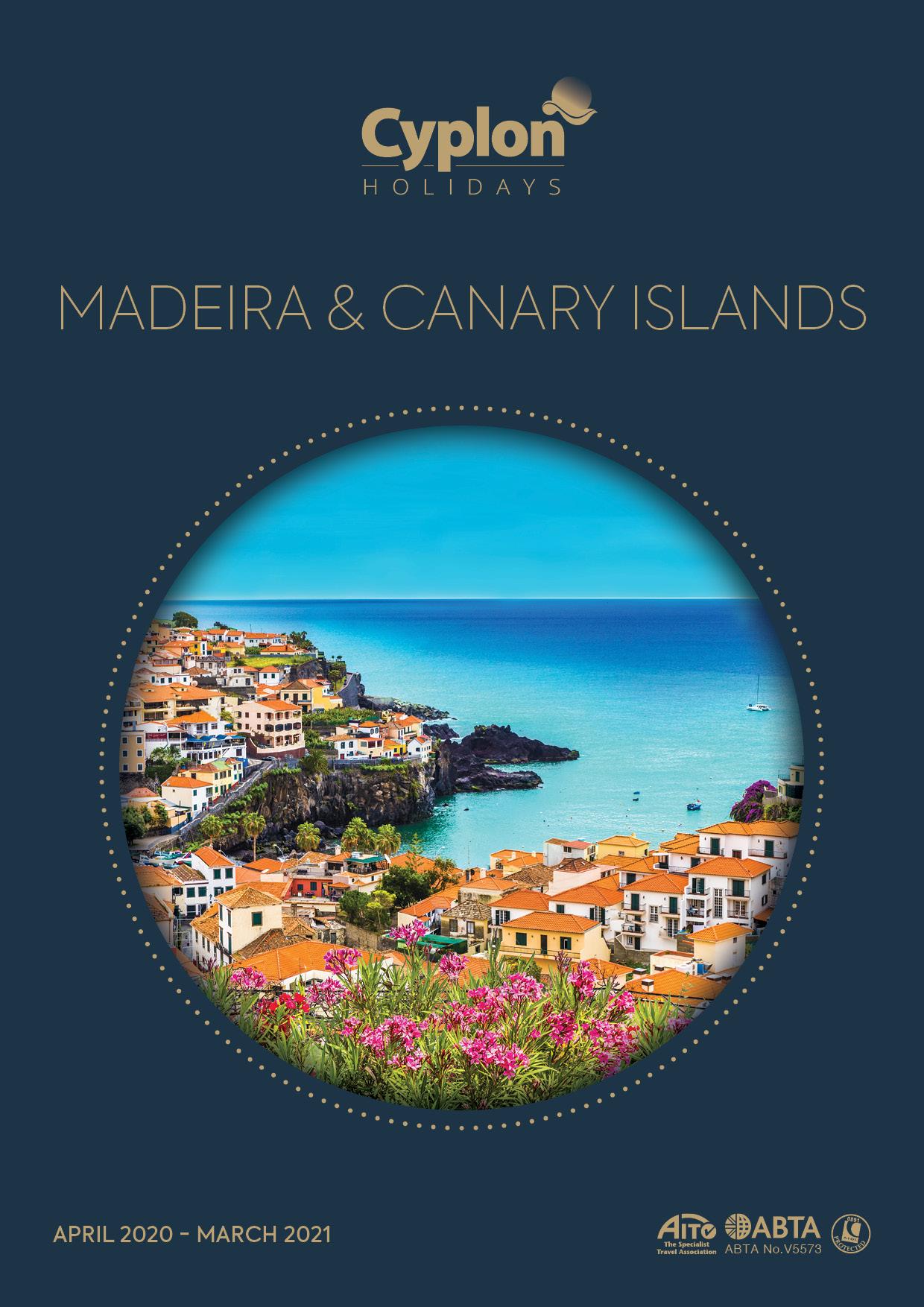 Madeira & Canary Islands -