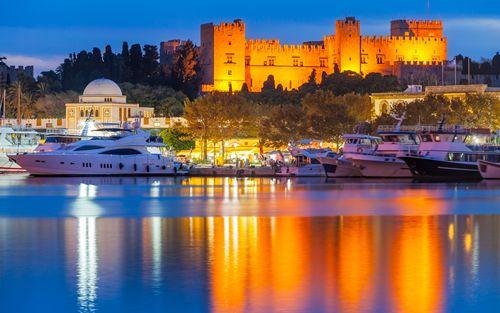 Citadel of Knights, Rhodes