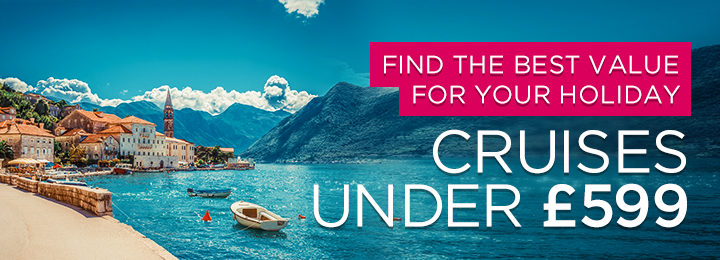 Cruise1st Cheap Cruise Deals from £599pp