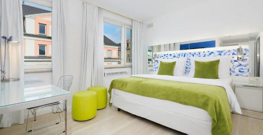 Tryp Munchen City Center Hotel 03