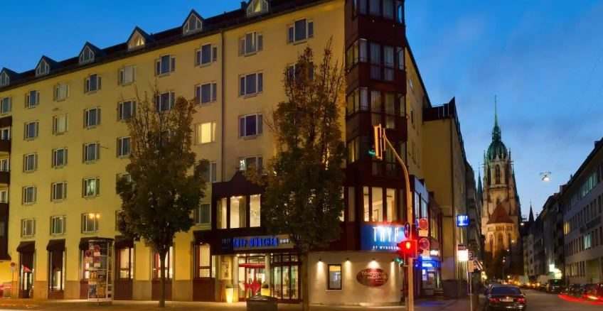 Tryp Munchen City Center Hotel 01